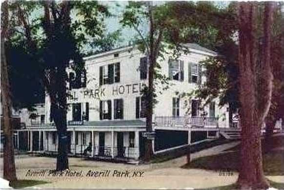 Sand Lake's Averill Park Hotel