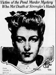 Hazel Drew Sand Lake Mystery Inspires Twin Peaks - Hazel Drew